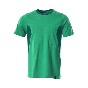 T-särk Accelerate, rohuroheline/roheline M, Mascot