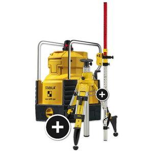 Automatic pendel-rotation laser LAPR-150 set, Stabila