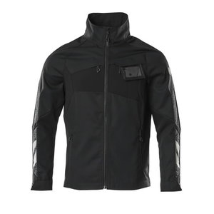 Workjacket Accelerate partly strech, black L, Mascot