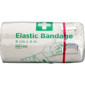 Elastic bandage 8 cm x 4, Cederroth