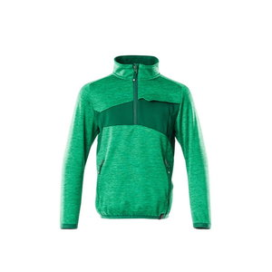 Džemperis vaikiškas Fleece  Accelerate, green 104, Mascot