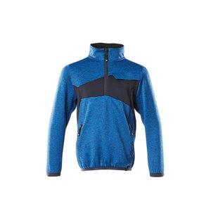 Flīsa džemperis bērniem Accelerate, zils, Mascot