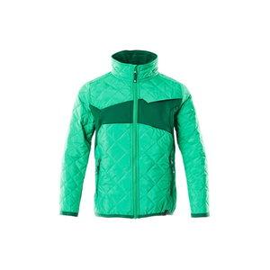 Bērnu jaka ACCELERATE CLIMASCOT, zaļa, Mascot