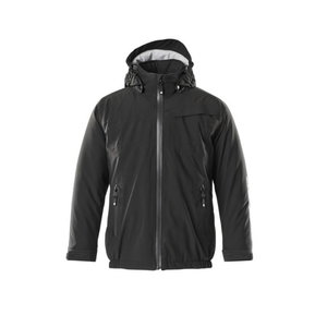 Winter jacket ACCELERATE CLIMASCOT Light, children, black, Mascot