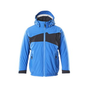 Bērnu ziemas jaka ACCELERATE CLIMASCOT Light, zila 104, Mascot