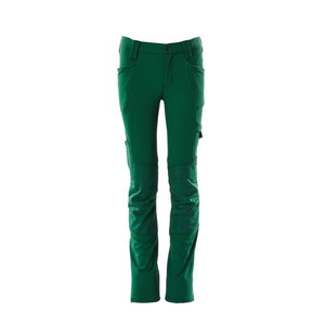Kelnės vaikiškos ACCELERATE stretch, green 128, , Mascot
