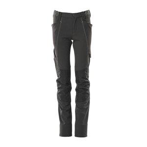 Pants for children ACCELERATE stretch, black 152, Mascot