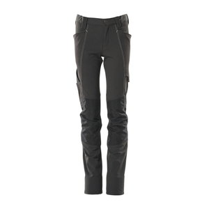 Pants for children ACCELERATE stretch, black, Mascot
