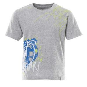 Marškinėliai Accelerate, vaikiški, pilka 164, Mascot