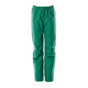 Bērnu ziemas bikses Accelerate, zaļas, Mascot