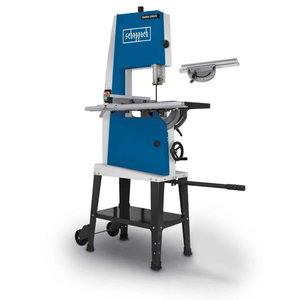 Band saw Basa 3V with legs and variable speed, Scheppach