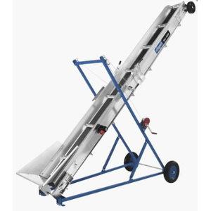 Firewood conveyor belt Muli 4500, Scheppach