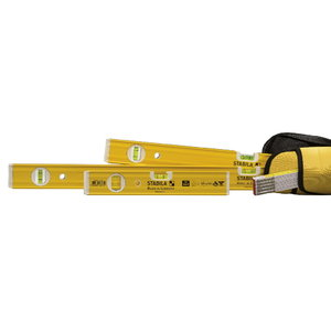 Spirit level, type 80 A set, Stabila