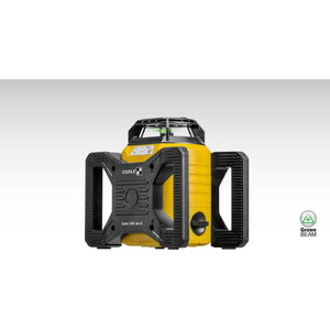 Nivelyras lazerinis rotacinis LAR160 G + REC 160 RG, GREEN, Stabila