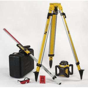 Automatic pendel-rotation laser LAR-160 set, Stabila