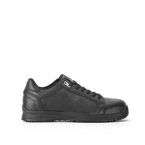 Shoes Just Grip Lady BOMA, O2 HRO HI SRC, black, SIXTON