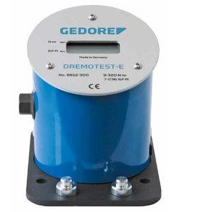 Momentvõtme tester DREMOTEST E 8612-050 0,9-55Nm 1/4´´, 3/8´, Gedore