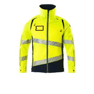 Tööjakk Accelerate Safe strets osad, kõrgnähtav CL2, kollane, Mascot