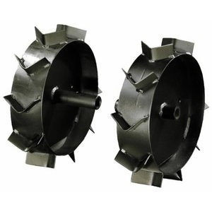Metāla riteņi frēzei T 380, MTD