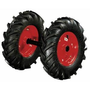 резиновые колёса для земляной фрезы T/380, MTD
