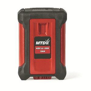Akumulators 40V LI-ION 2,0Ah , MTD