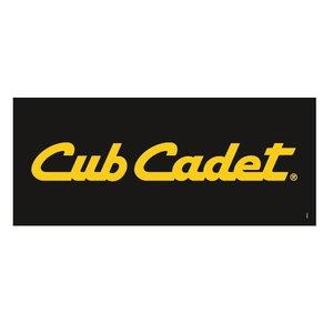 Banneri CC Logo 2,4m x 1m, Cub Cadet
