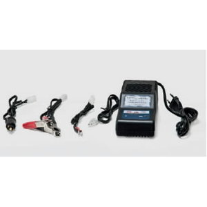 ELECTRIC BATTERY CHARGER for lawn tractors