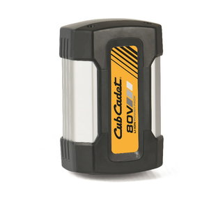 Akumulators 80V 2,5AH CC for 80V LI-ION 37&40, Cub Cadet