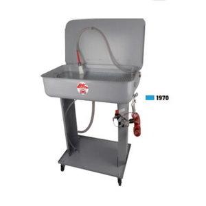 Mazgāšanas trauks 60L, pneimatiskais, Intertech