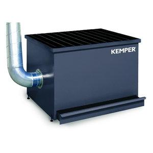 Kemper gaasilõikelaud 1100x800x800mm