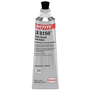 Tepalas su aliuminiu  8150, Anti-Seize 207ml, Loctite