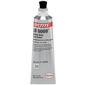 Anti-seize paste  LB 8009 207ml in tube, Loctite