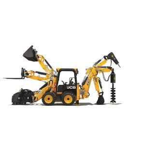 Backhoe loader  1CX, JCB