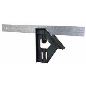 """Rule combo square 300mm/ 1/2"""", Stanley"""