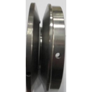V-belt pulley for AVP5920, Ammann
