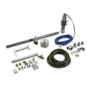 Sump pump & connection parts f. water, Kärcher