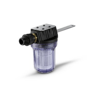 ABS water filter, Kärcher
