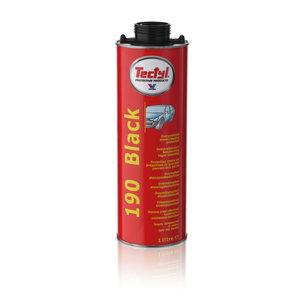 190 BLACK  vacuum can 1L, Tectyl