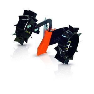 metallrataste ja muldamisadra komplekt 40 50 seeria freesile