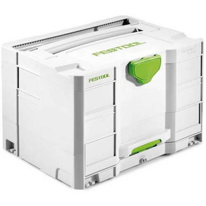 Systainer SYS-Combi 2 / 39,6 x 29,6 x 26,3cm, Festool