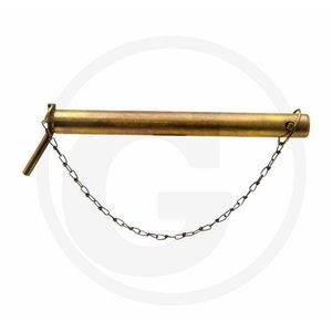 Lower link pin 250mm x 16mm CAT-0, Granit