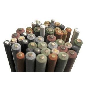 Welding electrode AlMn 2,5x350mm 2,0kg