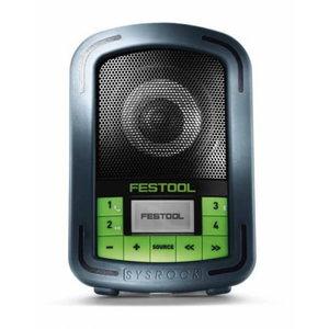 """Radio būvlaukumiem """"SYSROCK"""" BR10, Festool"""