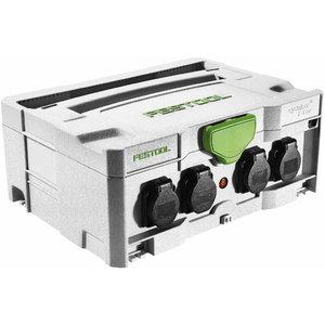 Systaineris elektros jungtims SYS-PowerHub SYS-PH, Festool