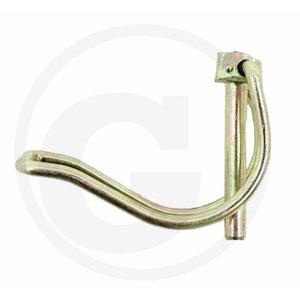 Tube clip, Granit