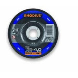 Šlif.disk.metalui RS2 150x7, Rhodius
