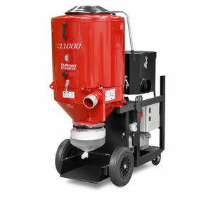 Dust separator T11000 3-phase 11kW, Pullman