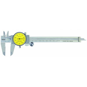 Dial Caliper DIN 862, IP40, 0 - 150 mm, Vögel