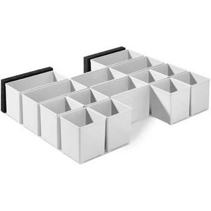 Systainer boxes SET 60x60 / 120x71, Festool