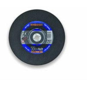 Metallilõikeketas 300x3x25,40 ST21 ALPHA line, Rhodius